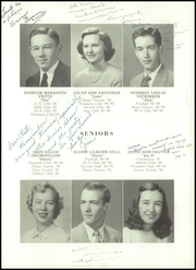 Page 17, 1950 Edition, Robert E Lee High School - Record Yearbook (Staunton, VA) online yearbook collection