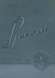 Page 1, 1953 Edition, Robert E Lee High School - Record Yearbook (Staunton, VA) online yearbook collection