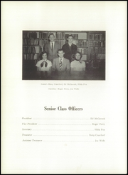 Page 12, 1953 Edition, Robert E Lee High School - Record Yearbook (Staunton, VA) online yearbook collection