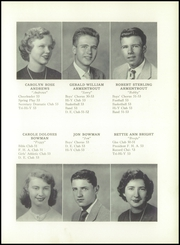 Page 13, 1953 Edition, Robert E Lee High School - Record Yearbook (Staunton, VA) online yearbook collection