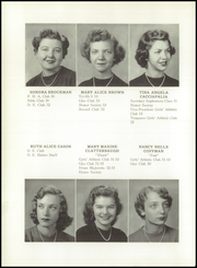 Page 14, 1953 Edition, Robert E Lee High School - Record Yearbook (Staunton, VA) online yearbook collection