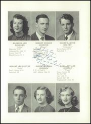 Page 17, 1953 Edition, Robert E Lee High School - Record Yearbook (Staunton, VA) online yearbook collection