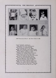 Page 12, 1930 Edition, Virginia High School - Virginian Yearbook (Bristol, VA) online yearbook collection