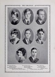 Page 13, 1930 Edition, Virginia High School - Virginian Yearbook (Bristol, VA) online yearbook collection