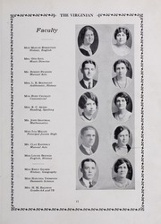 Page 17, 1930 Edition, Virginia High School - Virginian Yearbook (Bristol, VA) online yearbook collection