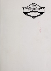 Page 5, 1930 Edition, Virginia High School - Virginian Yearbook (Bristol, VA) online yearbook collection