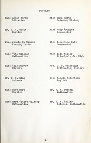 Page 11, 1933 Edition, Virginia High School - Virginian Yearbook (Bristol, VA) online yearbook collection