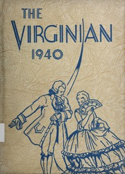 Page 1, 1940 Edition, Virginia High School - Virginian Yearbook (Bristol, VA) online yearbook collection
