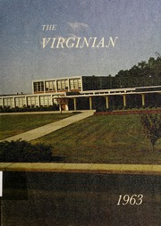 Virginia High School - Virginian Yearbook (Bristol, VA) online yearbook collection, 1963 Edition, Page 1