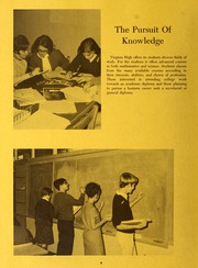 Page 12, 1969 Edition, Virginia High School - Virginian Yearbook (Bristol, VA) online yearbook collection