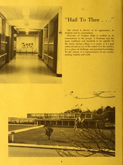 Page 8, 1969 Edition, Virginia High School - Virginian Yearbook (Bristol, VA) online yearbook collection