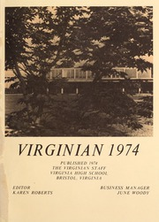 Page 5, 1974 Edition, Virginia High School - Virginian Yearbook (Bristol, VA) online yearbook collection