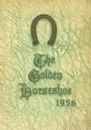 1956 Edition, Orange County High School - Golden Horseshoe Yearbook (Orange, VA)