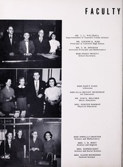 Page 14, 1953 Edition, Tazewell High School - Peak Yearbook (Tazewell, VA) online yearbook collection