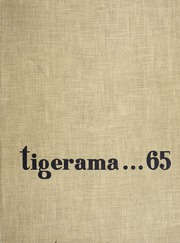 Page 1, 1965 Edition, Groveton High School - Tigerama Yearbook (Alexandria, VA) online yearbook collection