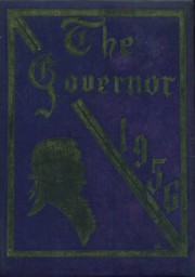 Page 1, 1956 Edition, Dinwiddie High School - Governor Yearbook (Dinwiddie, VA) online yearbook collection