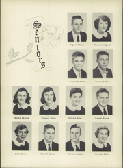 Page 12, 1956 Edition, Dinwiddie High School - Governor Yearbook (Dinwiddie, VA) online yearbook collection