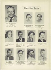 Page 8, 1956 Edition, Dinwiddie High School - Governor Yearbook (Dinwiddie, VA) online yearbook collection