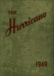Page 1, 1949 Edition, Marion High School - Hurricane Yearbook (Marion, VA) online yearbook collection