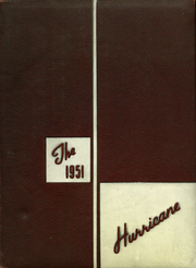 1951 Edition, Marion High School - Hurricane Yearbook (Marion, VA)
