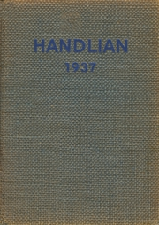 1937 Edition, Handley High School - Handlian Yearbook (Winchester, VA)