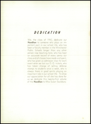 Page 10, 1942 Edition, Handley High School - Handlian Yearbook (Winchester, VA) online yearbook collection