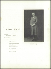 Page 15, 1942 Edition, Handley High School - Handlian Yearbook (Winchester, VA) online yearbook collection