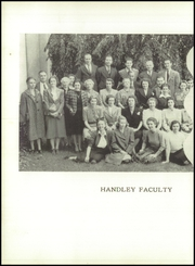 Page 16, 1942 Edition, Handley High School - Handlian Yearbook (Winchester, VA) online yearbook collection