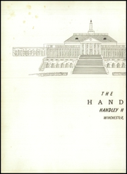 Page 6, 1942 Edition, Handley High School - Handlian Yearbook (Winchester, VA) online yearbook collection