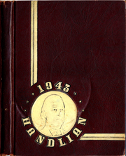 1943 Edition, Handley High School - Handlian Yearbook (Winchester, VA)