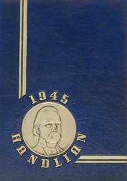 1945 Edition, Handley High School - Handlian Yearbook (Winchester, VA)