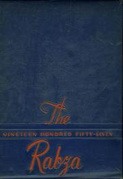 1957 Edition, Armstrong High School - Spirit Yearbook (Richmond, VA)