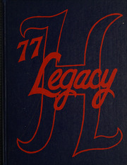 1977 Edition, Heritage High School - Legacy Yearbook (Lynchburg, VA)