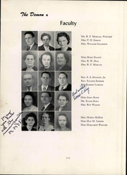 Page 12, 1947 Edition, Christiansburg High School - Demon Yearbook (Christiansburg, VA) online yearbook collection