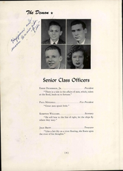Page 14, 1947 Edition, Christiansburg High School - Demon Yearbook (Christiansburg, VA) online yearbook collection