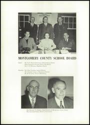 Page 14, 1950 Edition, Christiansburg High School - Demon Yearbook (Christiansburg, VA) online yearbook collection