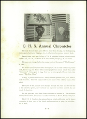 Page 10, 1953 Edition, Christiansburg High School - Demon Yearbook (Christiansburg, VA) online yearbook collection