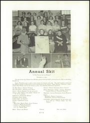 Page 11, 1953 Edition, Christiansburg High School - Demon Yearbook (Christiansburg, VA) online yearbook collection
