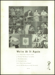 Page 12, 1953 Edition, Christiansburg High School - Demon Yearbook (Christiansburg, VA) online yearbook collection