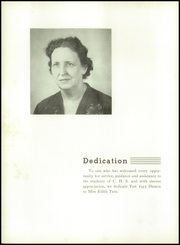 Page 14, 1953 Edition, Christiansburg High School - Demon Yearbook (Christiansburg, VA) online yearbook collection
