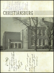 Page 6, 1953 Edition, Christiansburg High School - Demon Yearbook (Christiansburg, VA) online yearbook collection