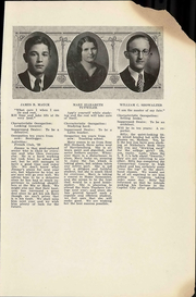 Page 15, 1930 Edition, Harrisonburg High School - Taj Yearbook (Harrisonburg, VA) online yearbook collection