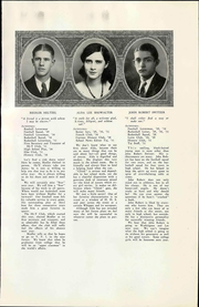 Page 13, 1931 Edition, Harrisonburg High School - Taj Yearbook (Harrisonburg, VA) online yearbook collection