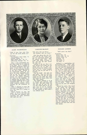 Page 9, 1931 Edition, Harrisonburg High School - Taj Yearbook (Harrisonburg, VA) online yearbook collection