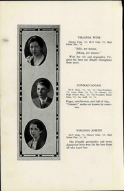 Page 10, 1933 Edition, Harrisonburg High School - Taj Yearbook (Harrisonburg, VA) online yearbook collection
