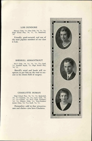 Page 11, 1933 Edition, Harrisonburg High School - Taj Yearbook (Harrisonburg, VA) online yearbook collection