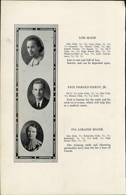 Page 12, 1933 Edition, Harrisonburg High School - Taj Yearbook (Harrisonburg, VA) online yearbook collection