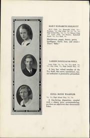 Page 14, 1933 Edition, Harrisonburg High School - Taj Yearbook (Harrisonburg, VA) online yearbook collection