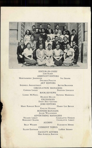 Page 4, 1933 Edition, Harrisonburg High School - Taj Yearbook (Harrisonburg, VA) online yearbook collection
