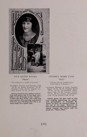 Page 39, 1926 Edition, Pulaski High School - Oriole Yearbook (Pulaski, VA) online yearbook collection